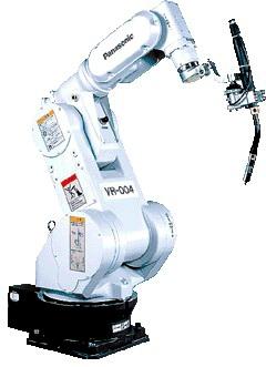 New Age Robotics Panasonic Vr 004gii