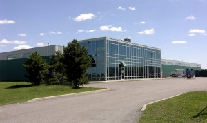 New Age Robotics Building