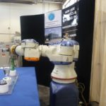 USED DIA10 15 axis Motoman DUAL ARM ROBOT