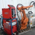 Fronius CMT VR7000 with ABB iRB 1400 M2000 Robot Arm