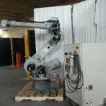 Motoman HP165-100 Robot Arm with NX100 Controller